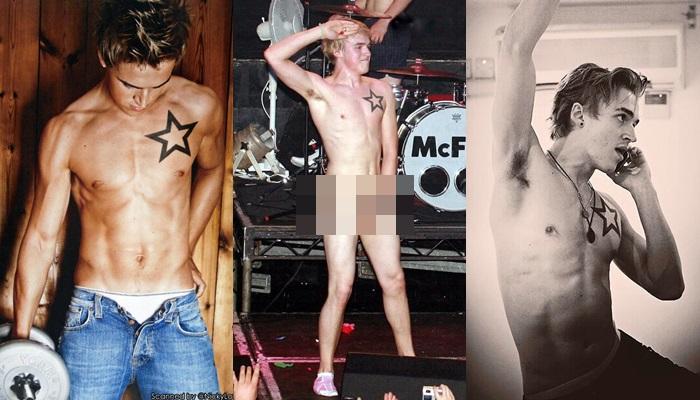 Las mejores fotos de Tom Fletcher desnudo