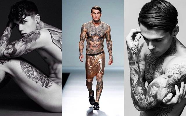 Las mejores fotos de Stephen James desnudo