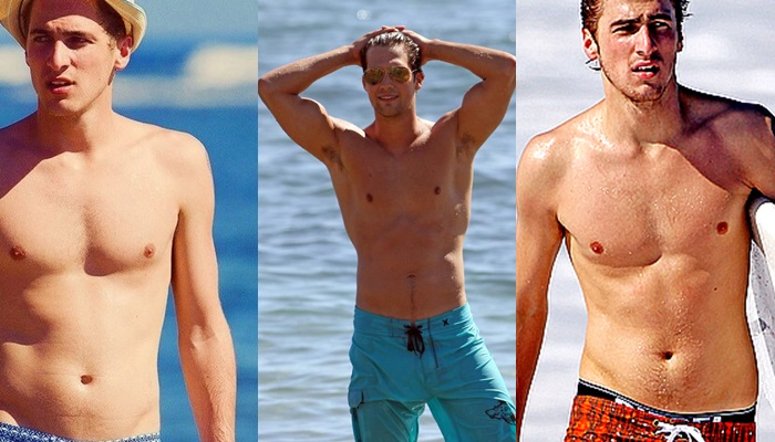 Las mejores fotos de Kendall Schmidt desnudo