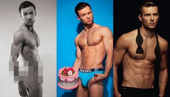 Las mejores fotos de Harry Judd desnudo