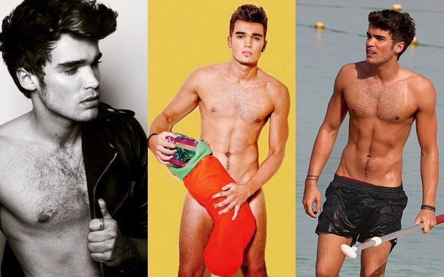 Las mejores fotos de Josh Cuthbert desnudo