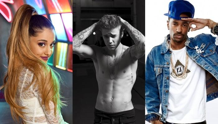 ¿Han cortado Ariana Grande y Big Sean por culpa de Justin Bieber?