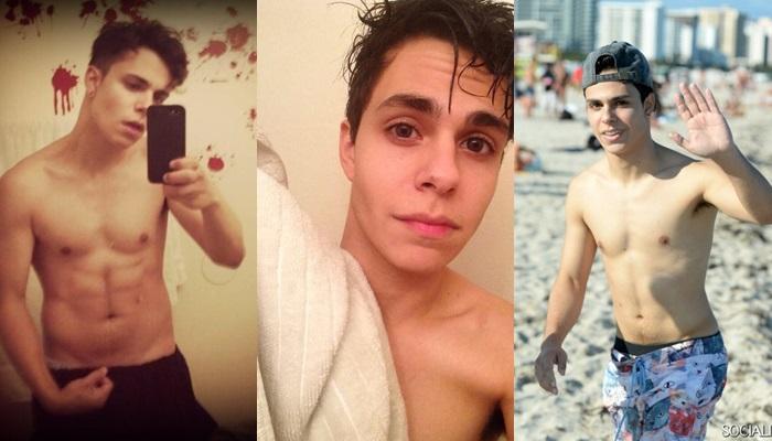 Las mejores fotos de Thomas Augusto desnudo