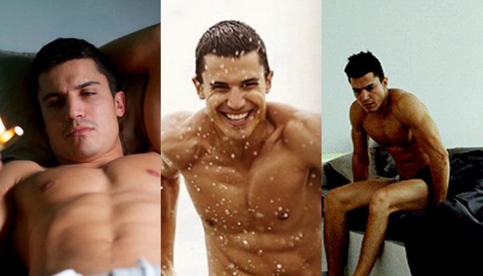 Las mejores fotos de Alex González desnudo