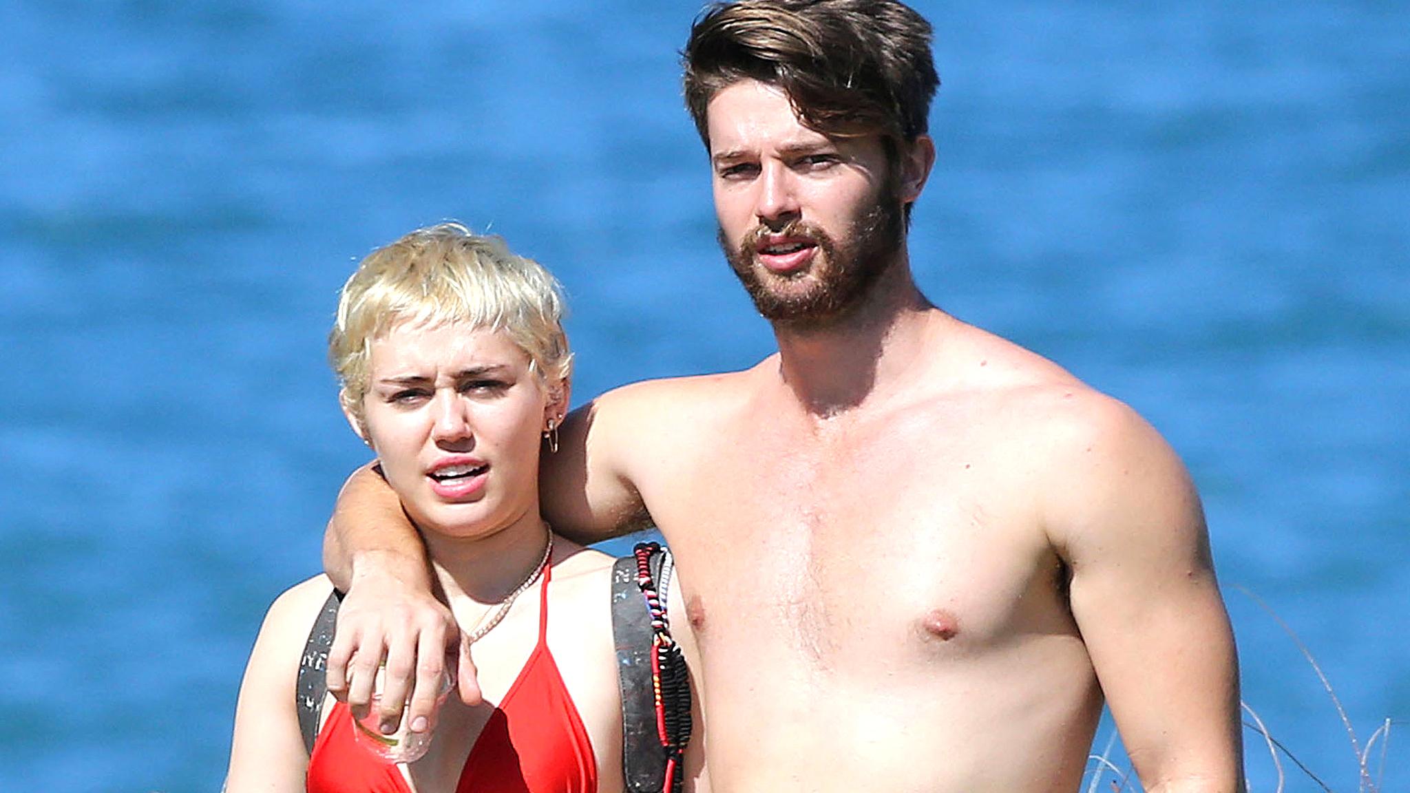 ¿Han terminado Miley Cyrus y Patrick Schwarzenegger?