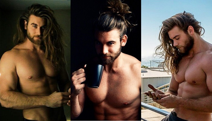 Las mejores fotos de Brock O'Hurn desnudo