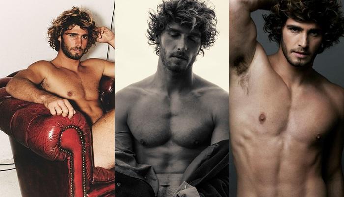 Las mejores fotos de Alex Libby desnudo