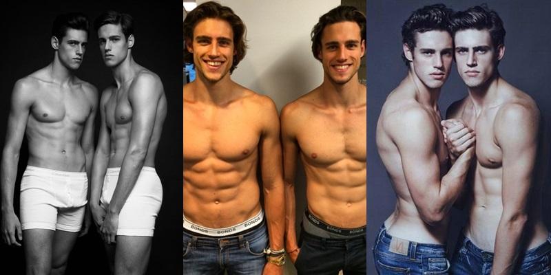 Las mejores fotos de los gemelos Stenmark desnudos