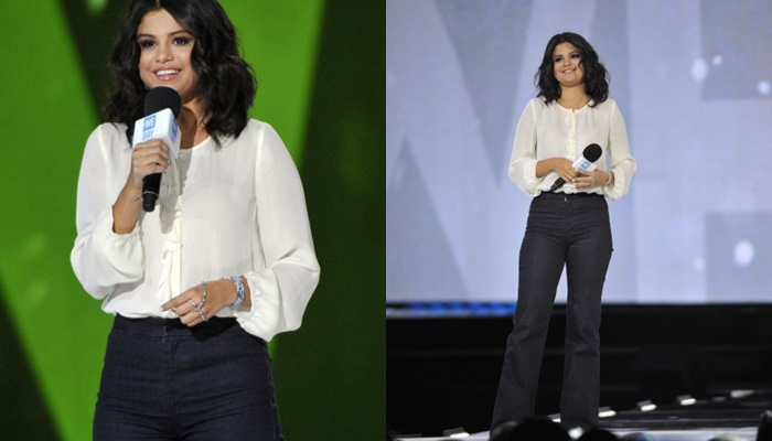 """Selena Gomez responde a una fan que la llama """"gorda"""""""
