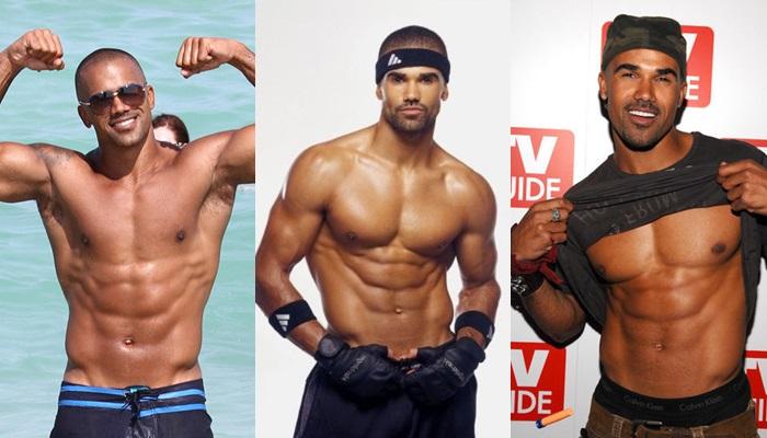 Las mejores fotos de Shemar Moore desnudo