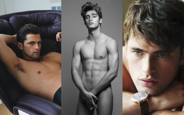 Las mejores fotos de Sean O'Pry desnudo