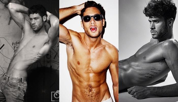 Las mejores fotos de José Lamuño desnudo