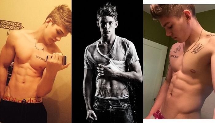Las mejores fotos de Vince Kowalski desnudo