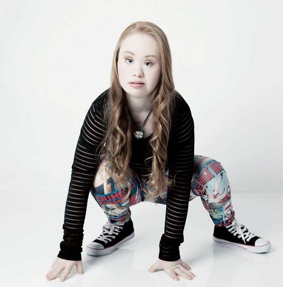 Conoce a Madeline Stuart, la modelo con Síndrome de Down que está revolucionando el mundo de la moda