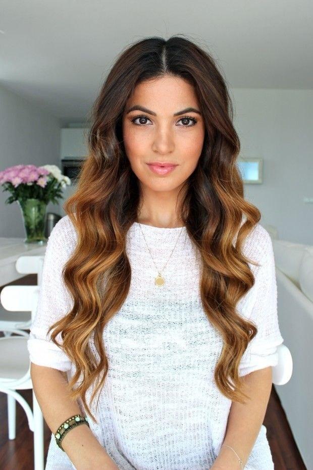 14 ideas para llevar el pelo largo de una forma diferente