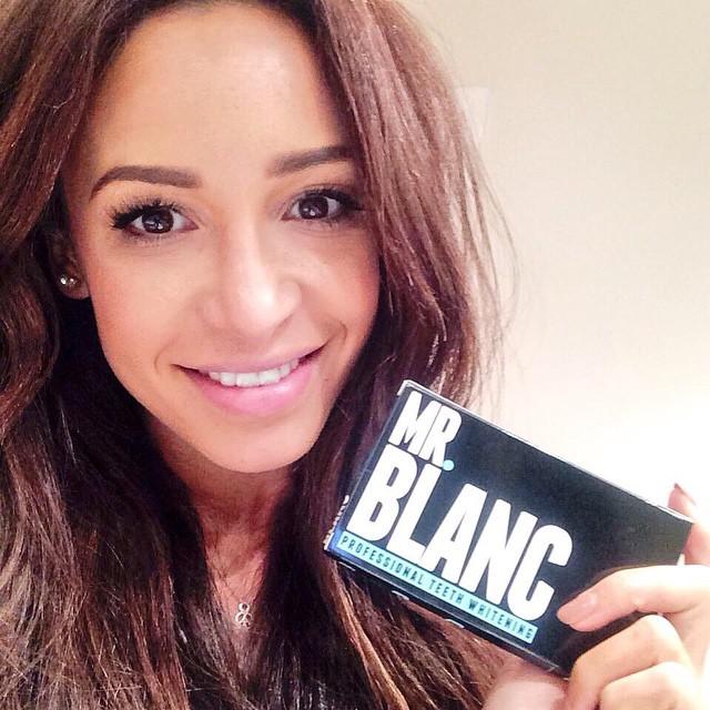 Mr Blanc, el producto perfecto para blanquear los dientes