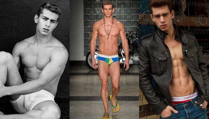 Las mejores fotos de Caian Maroni desnudo