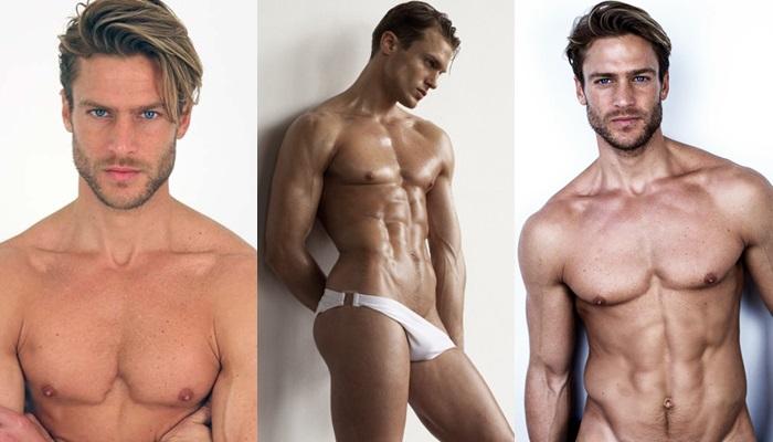 Las mejores fotos de Jason Morgan desnudo
