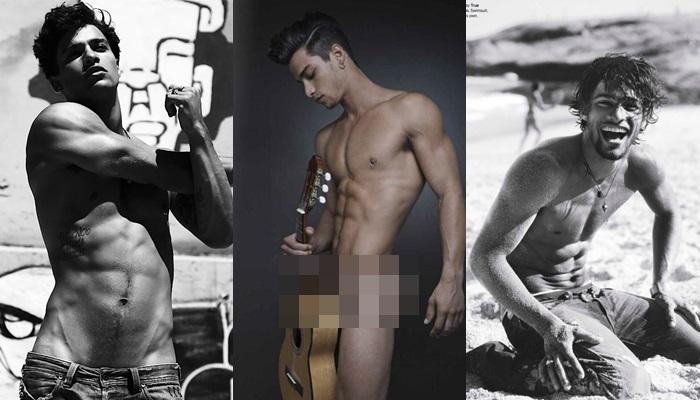 Las mejores fotos de Pablo Morais desnudo