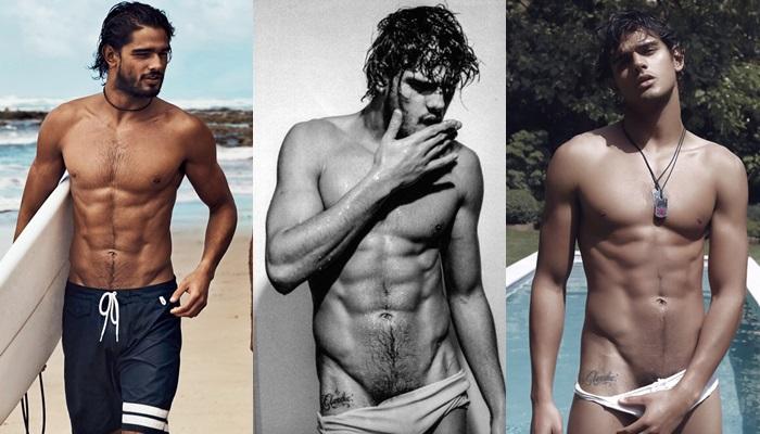 Las mejores fotos de Marlon Teixeira desnudo