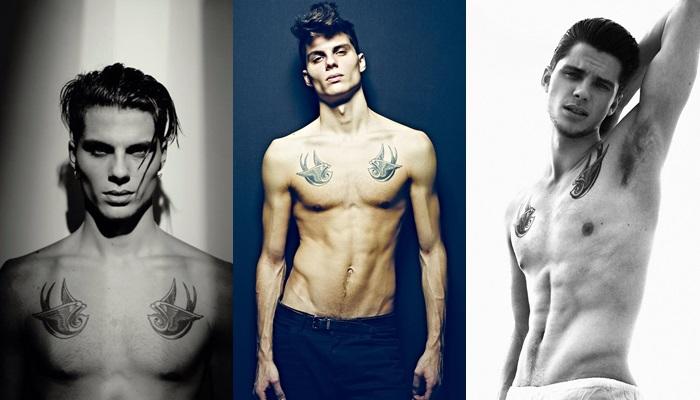 Las mejores fotos de Lucas Valerdi desnudo