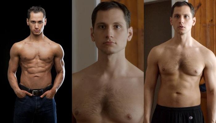 Las mejores fotos de Matt Mcgorry desnudo