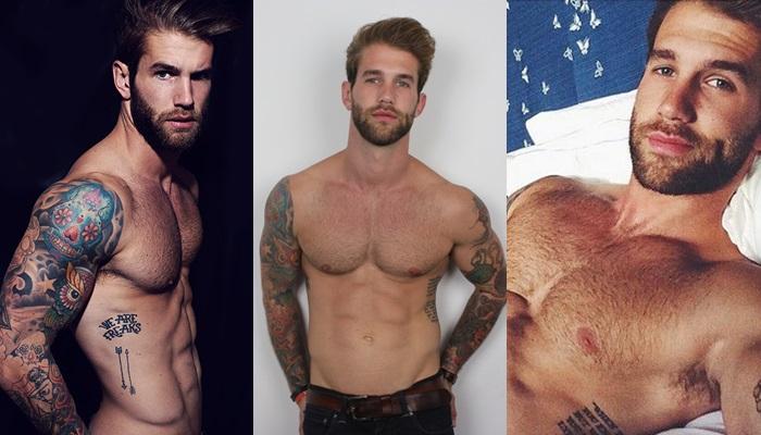 Las mejores fotos de Andre Harmann desnudo