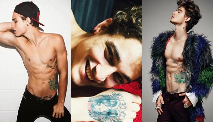 Las mejores fotos de Jou Bellini desnudo
