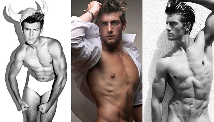 Las mejores fotos de Justin Hopwood desnudo