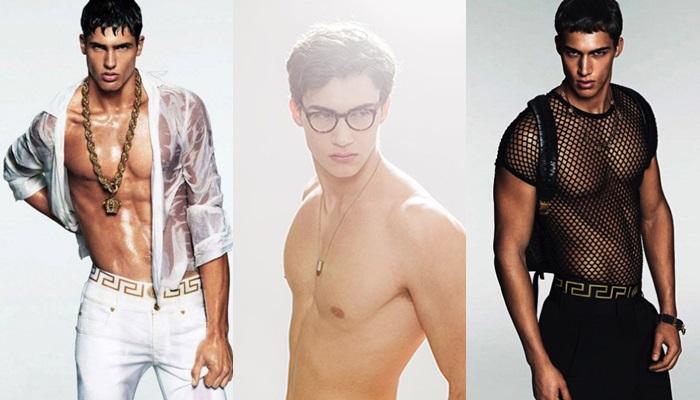 Las mejores fotos de Alessio Pozzi desnudo