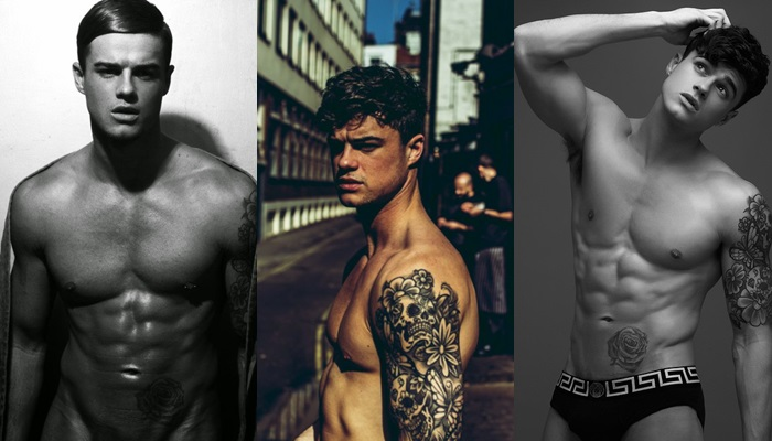 Las mejores fotos de Christian Williams desnudo