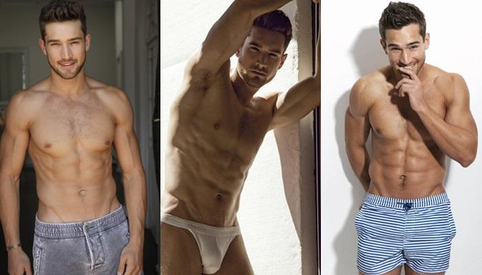 Las mejores fotos de Sean Sanders desnudo
