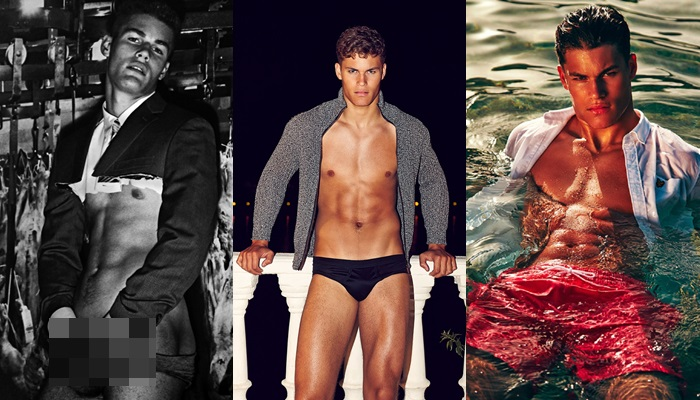 Las mejores fotos de Tyler Maher desnudo