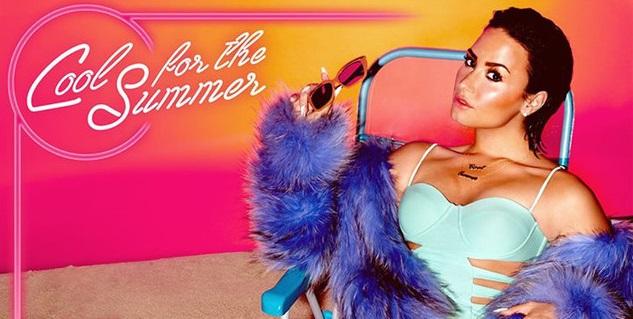 """Demi Lovato estrena """"Cool for the summer"""""""
