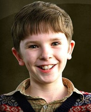 ¿Cómo es actualmente el actor Freddie Highmore?