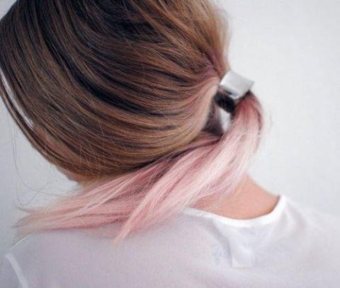 El color chamapgne, nuevo color de moda para tu pelo