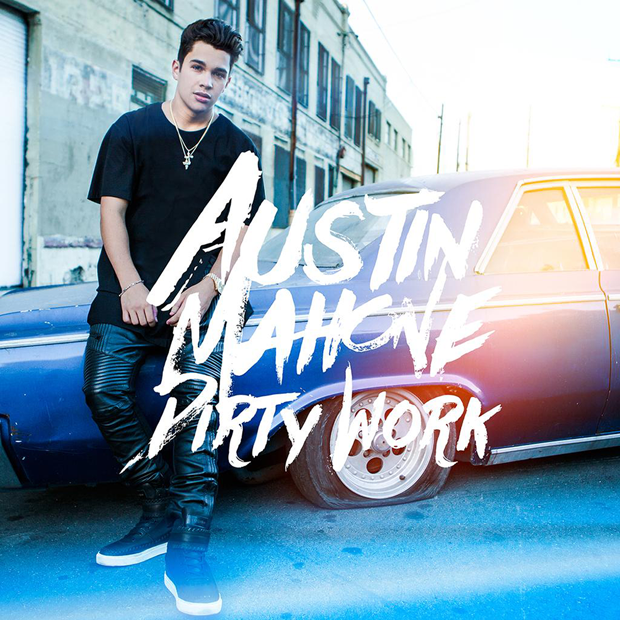 "Austin Mahone estrena su nueva canción ""Dirty Work"""