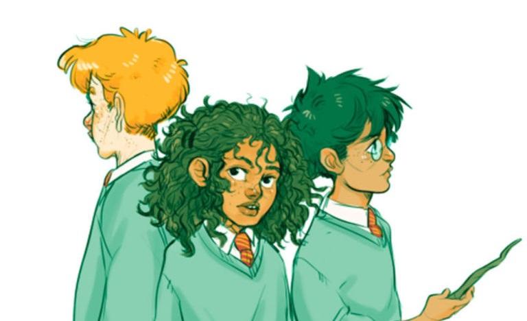 ¿Cómo serían los personajes de Harry Potter si fueran de otra nacionalidad?