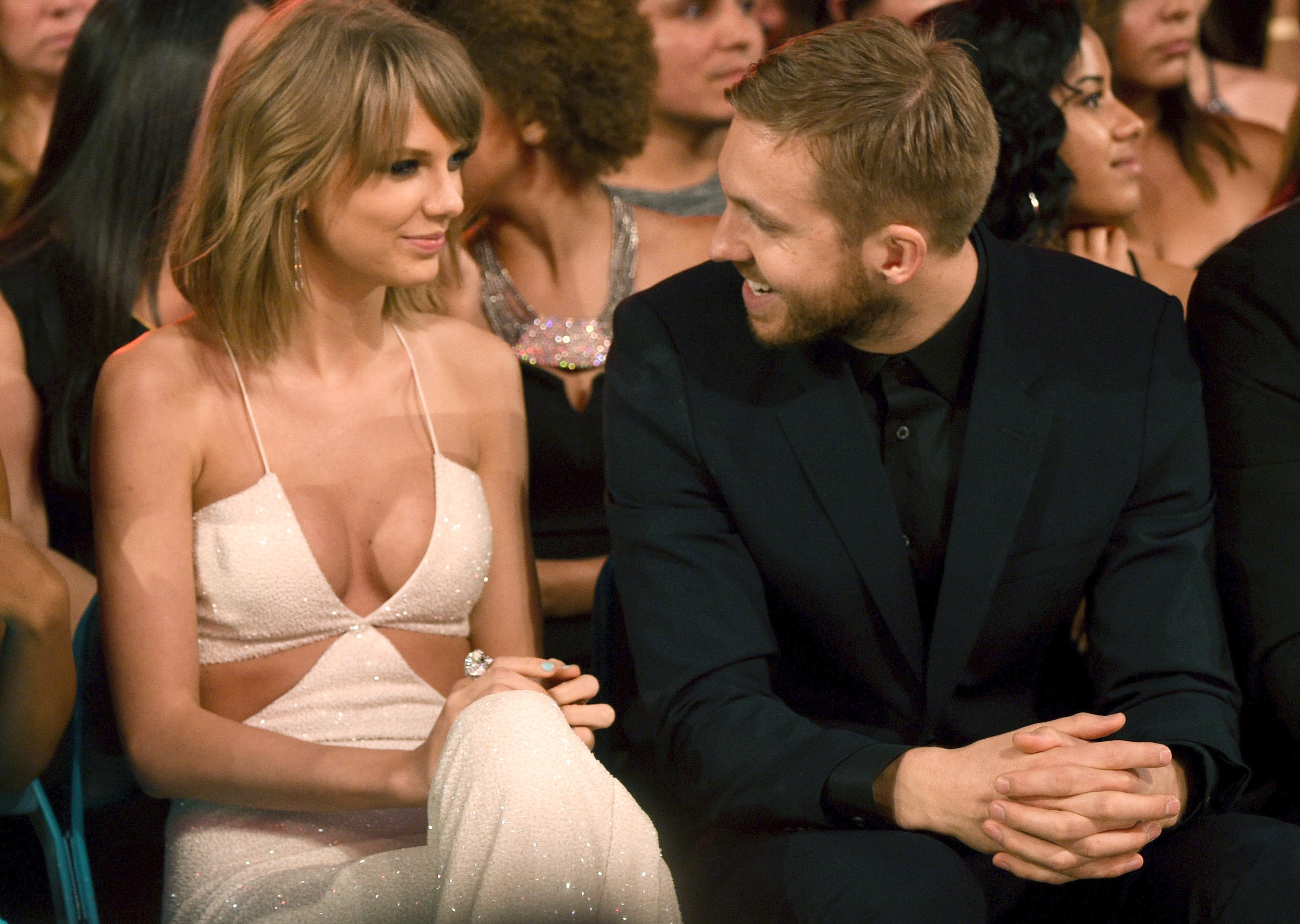 Taylor Swift y Calvin Harris colaborarán juntos