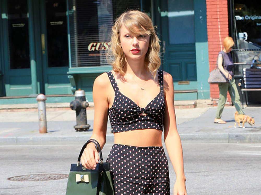 Taylor Swift admite que tiene una adicción