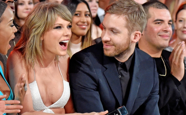 ¿Taylor Swift y Calvin Harris se casan?