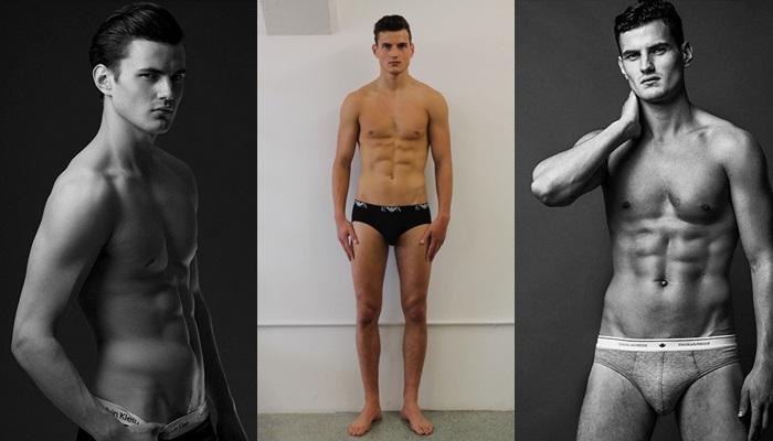 Las mejores fotos de Jack Holland desnudo