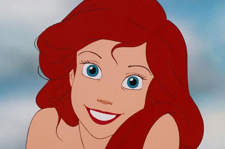 ¿Cómo son las princesas Disney sin maquillaje?