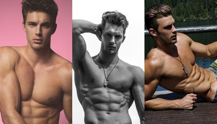 Las mejores fotos de Christian Hogue desnudo