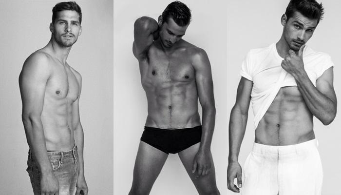 Las mejores fotos de Tiaan Kotze desnudo