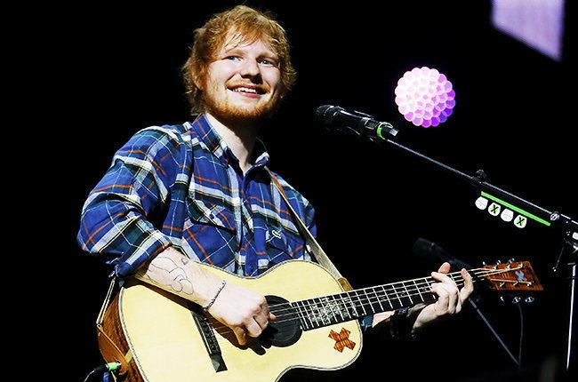 Ed Sheeran hará un descanso en su carrera para trabajar en una tienda