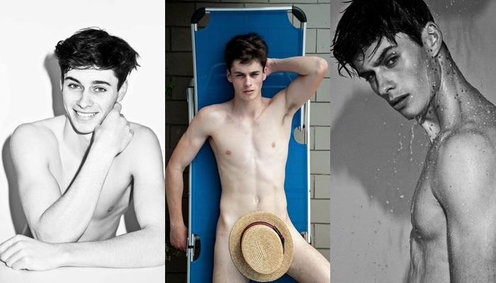Las mejores fotos de Joe Collier desnudo