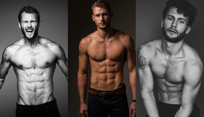 Las mejores fotos de Sebastian Lund desnudo