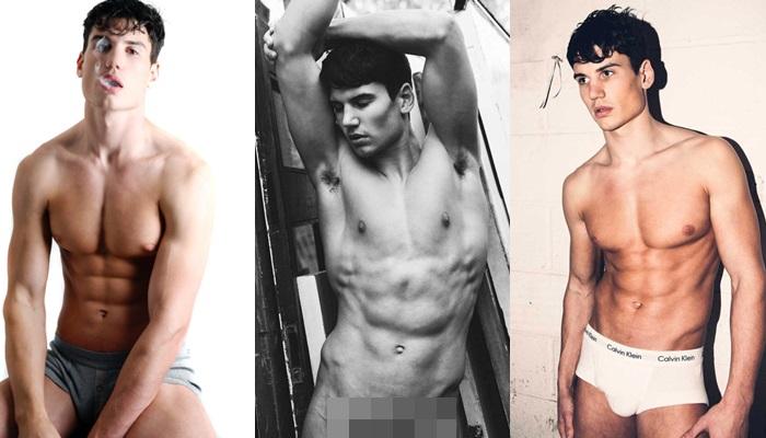 Las mejores fotos de Louis Brayson desnudo