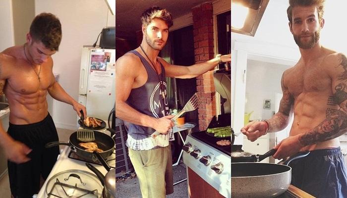 ¡Conoce a los cocineros más hot de las redes sociales!